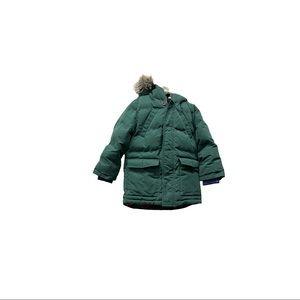 Boden Green kid's winter Jacket